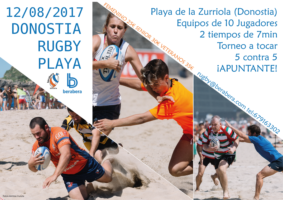 Torneo Rugby Playa 2017