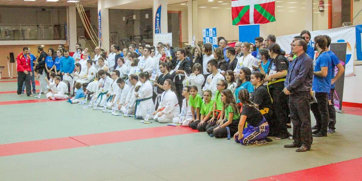 XII. Campeonato Internacional de Artes Marciales para personas con discapacidad