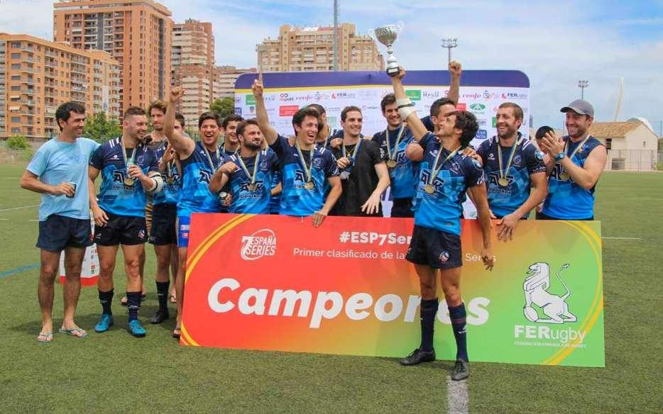 Bera Bera ganador España 7s Series